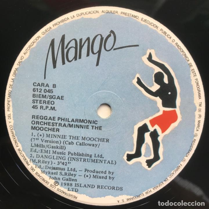 Discos de vinilo: The Reggae Philharmonic Orchestra Minnie The Moocher - Foto 5 - 206942190