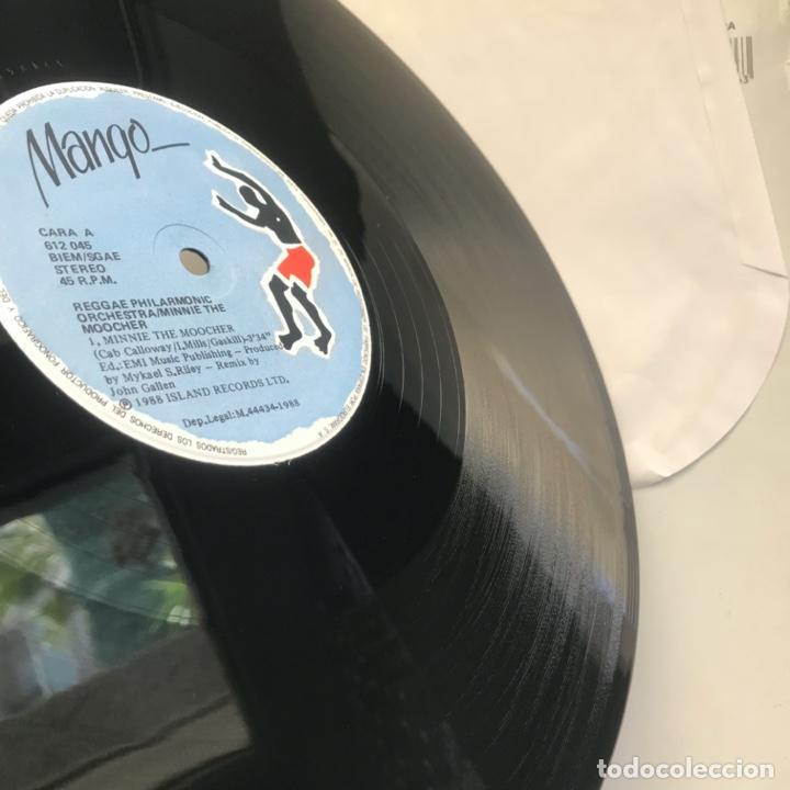 Discos de vinilo: The Reggae Philharmonic Orchestra Minnie The Moocher - Foto 10 - 206942190