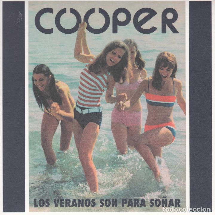 COOPER - ENTRE GIRASOLES - DOLAR DE LA SUERTE - ELEFANT - 2014 FLECHAZOS (Música - Discos - Singles Vinilo - Grupos Españoles de los 90 a la actualidad)