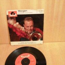 Discos de vinilo: BERT KAMPFERT UND SE IN ORCHESTER. MORGEN. EP 1959.. Lote 206954928