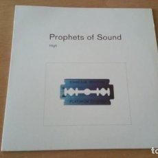 Discos de vinilo: MAXI PROPHETS OF SOUND HIGH VENDETTA AÑO 1998. Lote 206955162