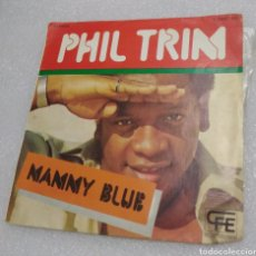 Discos de vinilo: PHIL TRIM - MAMMY BLUE. Lote 206959845