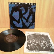 Discos de vinilo: PENNYWISE . PENNYWISE. PRIMER LP USA 1991.. Lote 206961712