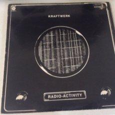 Discos de vinilo: KRAFTWERK - RADIO ACTIVITY (1976). Lote 206962046