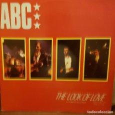 Discos de vinilo: ABC - THE LOK OF LOVE. Lote 206980926