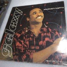 Discos de vinilo: PHIL FEARON & GALAXY - EVERYBODY'S LAUGHING. Lote 206981733