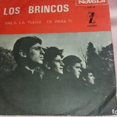 Discos de vinilo: LOS BRINCOS - SINGLE SPAIN - VER FOTOS. Lote 206983708