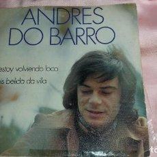 Discos de vinilo: ANDRES DO BARRO - SINGLE SPAIN - VER FOTOS. Lote 206983751