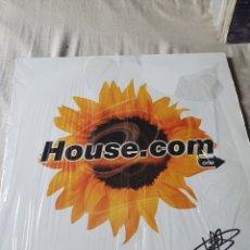 Discos de vinilo: HOUSE.COM. Lote 206984631