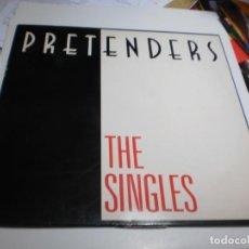 Discos de vinil: LP PRETENDERS. THE SINGLES WEA RECORDS 1987 SPAIN FUNDA INTERIOR ORIGINAL PROBADO, BIEN, BUEN ESTADO. Lote 206985813