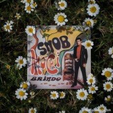 """Discos de vinilo: MOCHI – ROSA / SNOB (MADMUA, RE, 7"""", SINGLE, 2020) NUEVO!! + 4 POSTALES FIRMADAS X JUAN ERASMO MOCHI. Lote 206988115"""