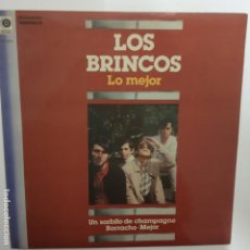 Dischi in vinile: LOS BRINCOS- LO MEJOR - LP 1982 - VINILO COMO NUEVO.. Lote 206988531