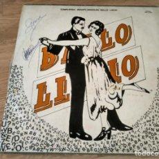 Discos de vinilo: COMPLESSO RENATO ANGIOLINI BALLO LISCIO. Lote 206989907