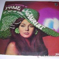 Discos de vinilo: LP PAUL MAURIAT UN JOUR , UN ENFANT. Lote 206991588