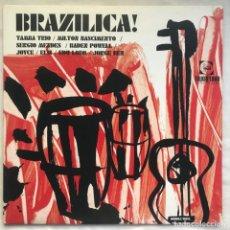 Discos de vinilo: BRAZILICA! 1994 - 2LPS JAZZ, LATIN, FUNK / SOUL SOUL-JAZZ, BOSSANOVA. Lote 206991893
