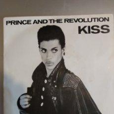 Discos de vinilo: PRINCE . KISS. Lote 206992232
