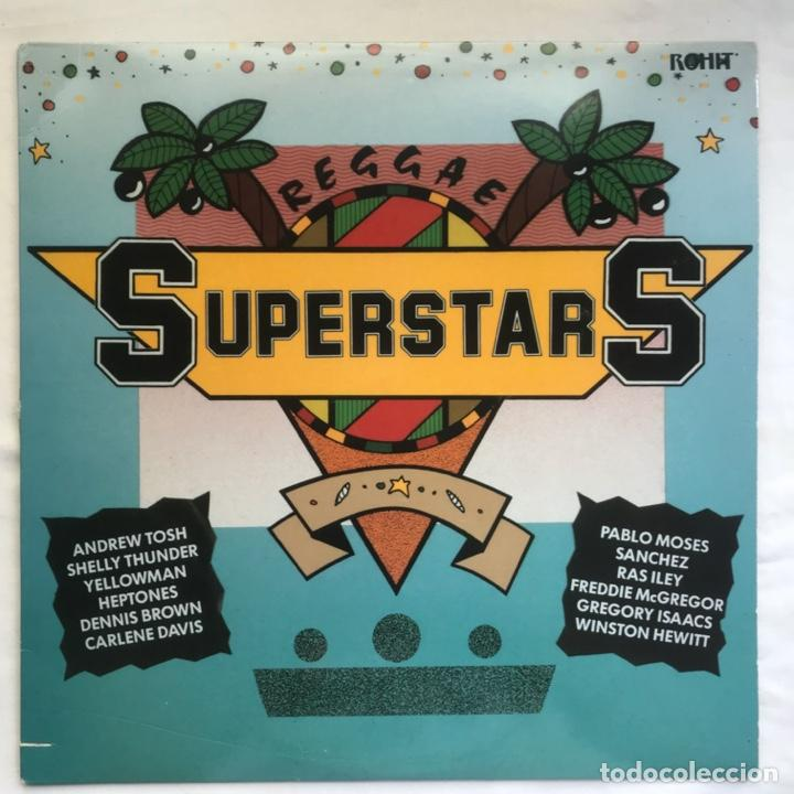 Discos de vinilo: Reggae Superstars Volume 2 - Foto 1 - 206993178