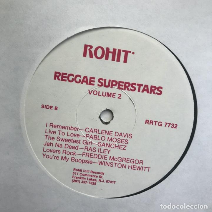 Discos de vinilo: Reggae Superstars Volume 2 - Foto 3 - 206993178