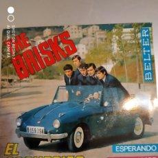 Discos de vinilo: THE BRISK. EL COCHECITO. EP. Lote 206993276