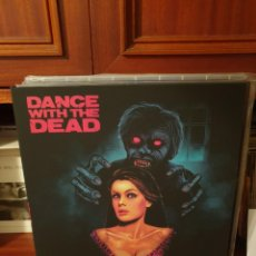 Discos de vinilo: DANCE WITH THE DEAD / LOVED TO DEATH / NEUROPA RECORDS 2019. Lote 206993680