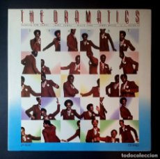 Discos de vinilo: THE DRAMATICS - DRAMA V - LP ESPAÑOL 1976 GATEFOLD - ABC. Lote 206995078