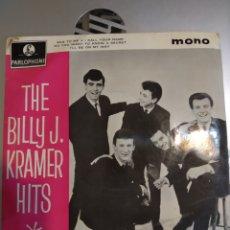 Discos de vinilo: THE BILLY J KRAMER WITH THE DAKOTAS . BAD TO ME. EP. Lote 206995246