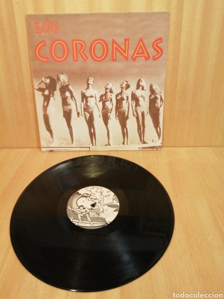 LOS CORONAS. LOS CORONAS. 1995 (Música - Discos - LP Vinilo - Grupos Españoles de los 90 a la actualidad)