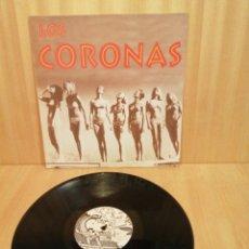 Disques de vinyle: LOS CORONAS. LOS CORONAS. 1995. Lote 206997157