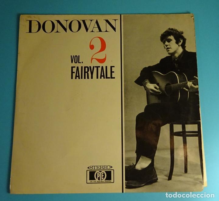 DONOVAN. FAIRYTALE 2. FOLGE. EDICIÓN ALEMANA (Música - Discos - LP Vinilo - Country y Folk)