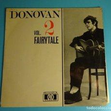 Discos de vinilo: DONOVAN. FAIRYTALE 2. FOLGE. EDICIÓN ALEMANA. Lote 206999448