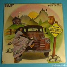 Discos de vinilo: IKE & TINA TURNER. LOS LÍMITES DE MI CIUDAD. UNITED ARTISTS. HISPAVOX 1974. Lote 207000192