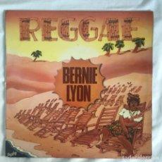 Discos de vinilo: BERNIE LYON – BERNIE LYON 1980. Lote 207000883