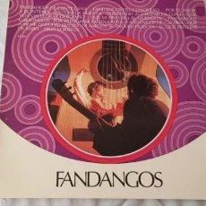 Discos de vinilo: FANDANGOS TREBOL. Lote 235847320