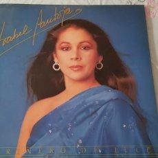 Discos de vinilo: ISABEL PANTOJA MARINERO DE LUCES 1985. Lote 207001892