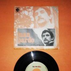 Discos de vinilo: JUAN PARDO. TOROS EN MEXICO. EL POETA. NOVOLA RECORDS 1969. Lote 207002253