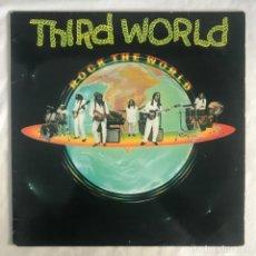 Discos de vinilo: THIRD WORLD  ROCK THE WORLD 1981. Lote 207003375