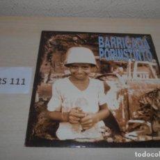 Discos de vinilo: DISCOS - BARRICADA - POR INSTINTO. Lote 207003893