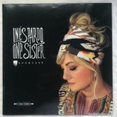 Discos de vinilo: INÉS PARDO  ONE SISTER SHOWCASE. Lote 207004818