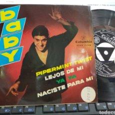 Discos de vinilo: BABY EP PIPERMINT TWIST + 3 1962. Lote 207007580