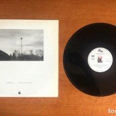 Discos de vinilo: MADERA - SUFRIMOS MUCHO (1988 RNE SERIE ESTO ES JAZZ TROPOPAUSA PERUCHO PERUCHO'S NAIF) (MP3). Lote 207013576