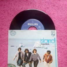 Discos de vinilo: SINGLE ISLAND - MONICA - PHILIPS ‎6060 348 - PORTUGAL PRESS (EX-/NM) EUROVISION 81. Lote 207014745