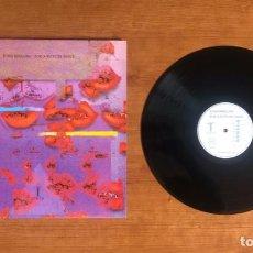 Discos de vinilo: JOAN BIBILONI - FOR A FUTURE SMILE (1988 THETA). Lote 207015271