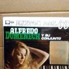 Discos de vinilo: ALFREDO DOMENECH Y SU CONJUNTO .EXITOS DEL 66 TOCATEMAS THE BEATLES LP. Lote 207022186