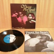 Discos de vinilo: VINCENT VON REVERB & THE ELECTRIC COWBOYS. ROCK & ROLL BROTHER. 10'' MINI ÁLBUM .. Lote 207023952