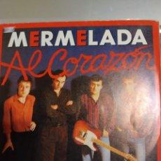 Discos de vinilo: MERMELADA. AL CORAZÓN.. Lote 207024583