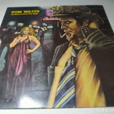 Discos de vinilo: LP - TOM WAITS ‎– THE HEART OF SATURDAY NIGHT - AS 53 035 (VG+ / VG+ ) EURO ( CASI NM ). Lote 207024756