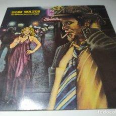 Discos de vinilo: LP - TOM WAITS – THE HEART OF SATURDAY NIGHT - AS 53 035 (VG+ / VG+ ) EURO ( CASI NM ). Lote 207024756