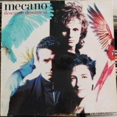 Discos de vinilo: MECANO - DESCANSO DOMINICAL (LP, ALBUM) (ARIOLA, BMG ARIOLA ESPAÑA) 5C 209192 (D:VG/C:VG). Lote 207026777