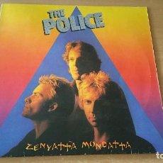 Discos de vinilo: LP THE POLICE ZENYATTA MONDATTA A&M AÑO 1980 GERMANY. Lote 207027332