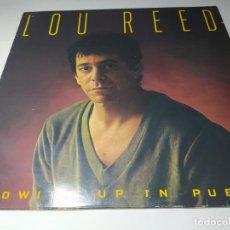 Discos de vinilo: LP - LOU REED – GROWING UP IN PUBLIC - 202 120 (VG+ / VG+ ) GER 1980. Lote 207028298